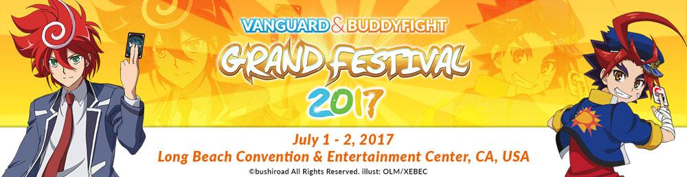 Grand Festival 2017 Banner