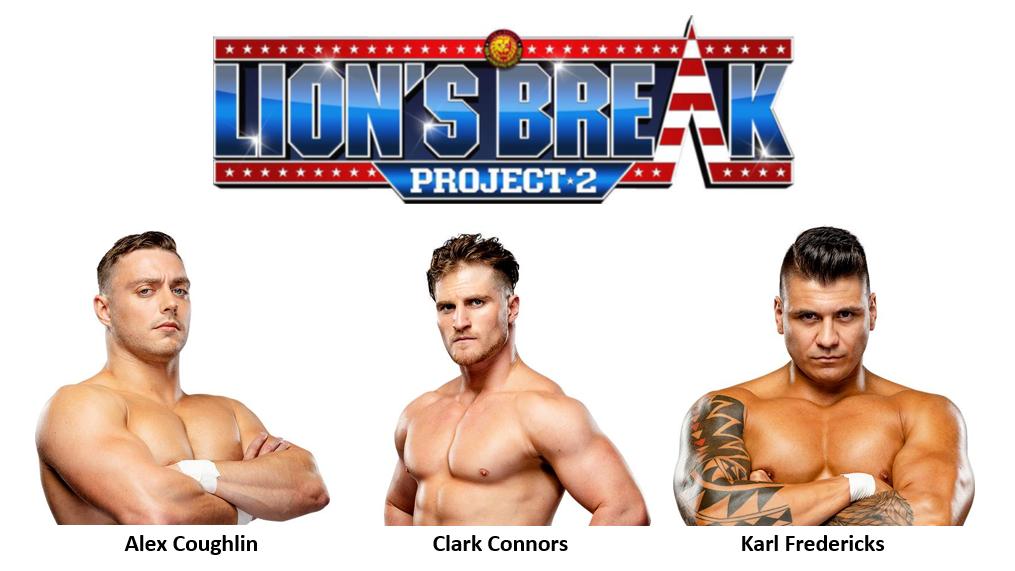 Lion's Break Project 2 1st Announcement