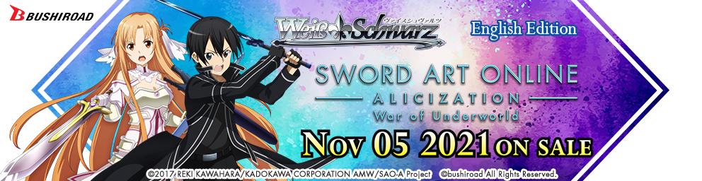 Sword Art Online -Alicization- Vol.2 On Sale Nov 5, 2021