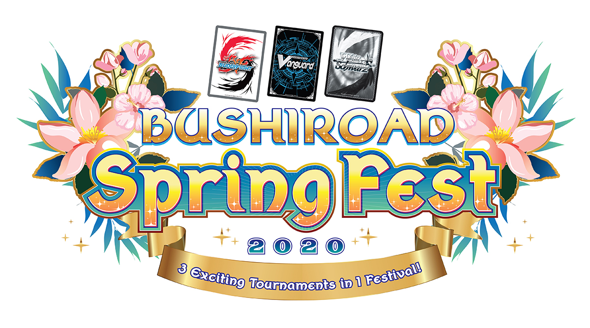 Bushiroad Spring Fest 2020