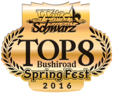 BSF2016 WS Top 8 Pin