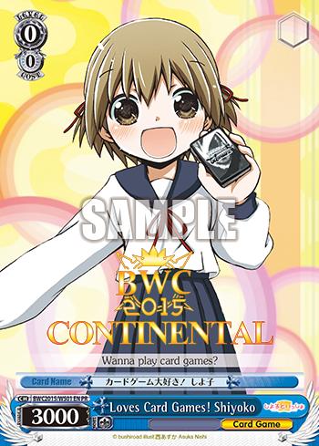 WS BWC Continental PR