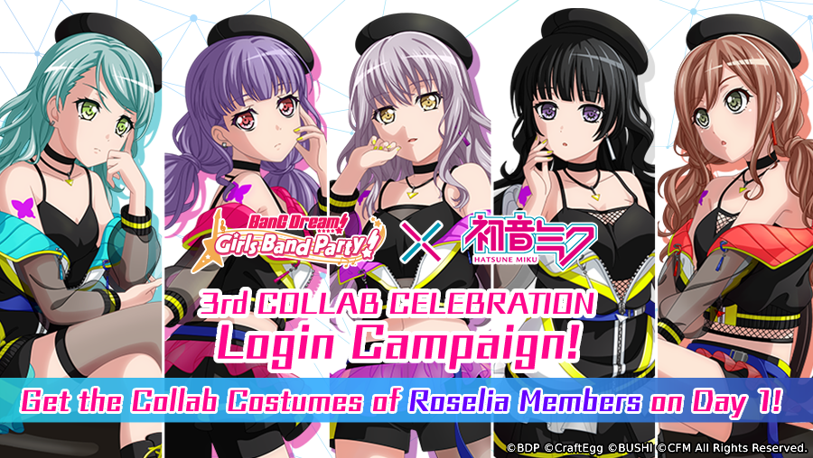 Day 2 during the Collab Login Campaign