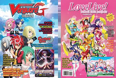 VG & Love Live! Fanbook